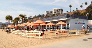 Photo courtesy of Back on the Beach Cafe.