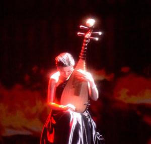 Zhou Siyao.  Photo by John Hughes.