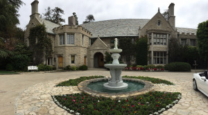 Playboy Mansion, Los Angeles, USA - 11 May 2016