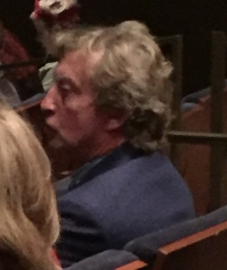 Nigel Lythgoe. Photo by Karen Salkin.