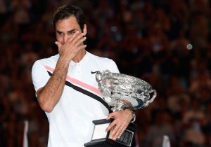 Tearful-Roger-Federer-in-Melbourne