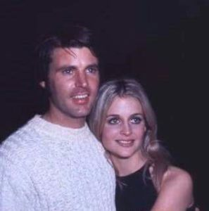 Rick and Kris Nelson.  What a  gorgeous couple they were!
