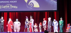 The costume contest.  Photo by Karen Salkin.
