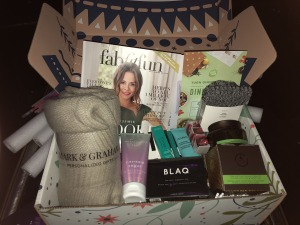 FFF's Winter Box.  Photo by Karen Salkin, as is the big one at the top of this page.