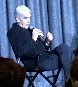 Sam Elliott.  Photo by INAM staff.