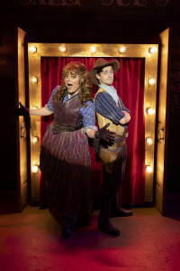 Kelly Brandeburg and Josey Montana McCoy.  Photo by Aaron Batzdorff.