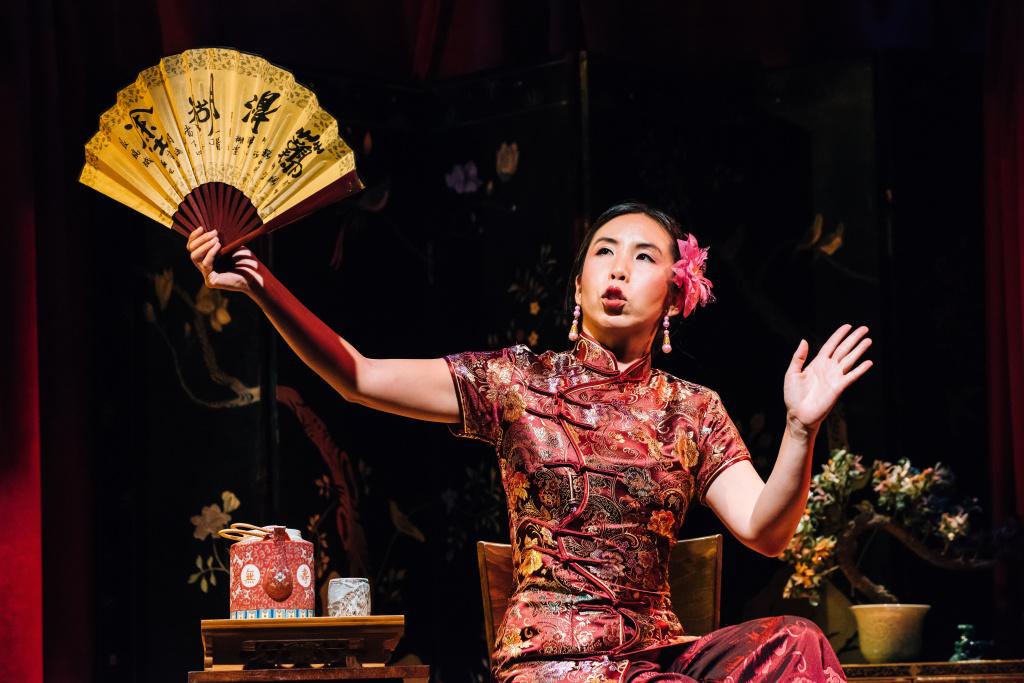 Amy Shu. Photo by Michael C. Palma.