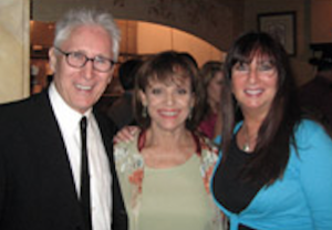 Ray Buktenica, Valerie Harper, and Karen Salkin.