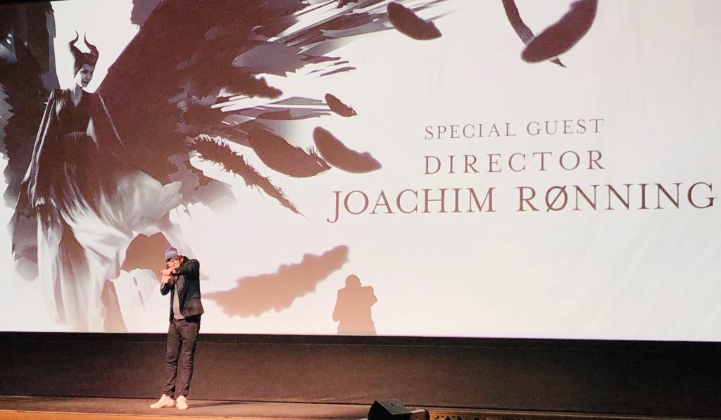 Director Joachim Rønning.  Photo by Karen Salkin.