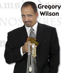 Gregory Wilson.