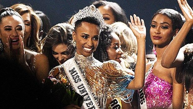 Miss Universe 2019 Zozibini Tunzi.