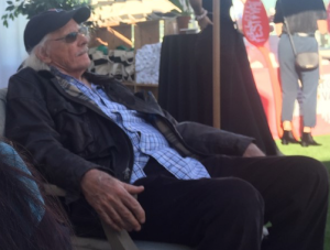 Bruce Dern. Photo by INAM staff.
