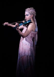 Camilla Bäckman.  Photo by Patrice Lamoureux.