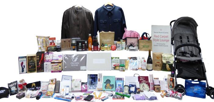 Secret Room Events Gift Bag 2020 GG