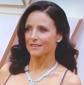 Julia Louis-Dreyfus.  Photo by Karen Salkin.