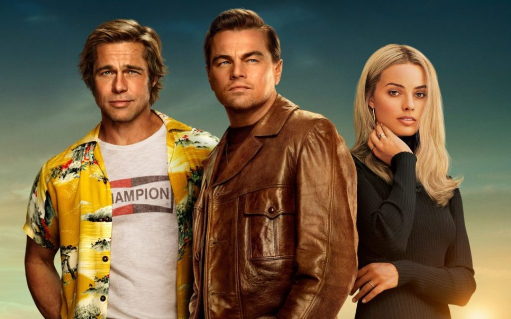 Once Upon a Time... in Hollywood.  Coud there be a more stunning cast?!  I think not.