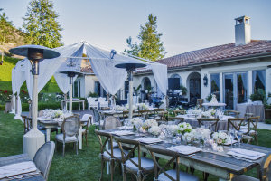 The Randy Fuhrman-designed wedding I missed out on!