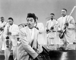 Little Richard in the early days.
