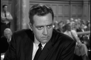 If I had known Raymond Burr's big eyes were blue, I would have had a crush on Perry much earlier than now.