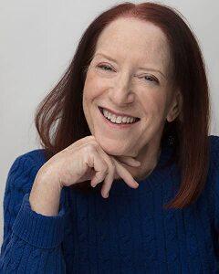 Author of Summer of L.U.C.K., Laura Segal Stedman.