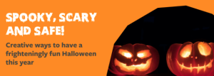 So many ways to celebrate Halloween without going out this year!