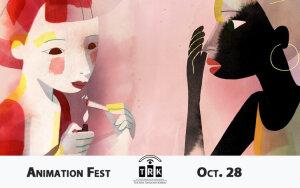 Théâtre Raymond Kabbaz' Animation Fest.