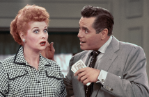 Lucy and Desi.