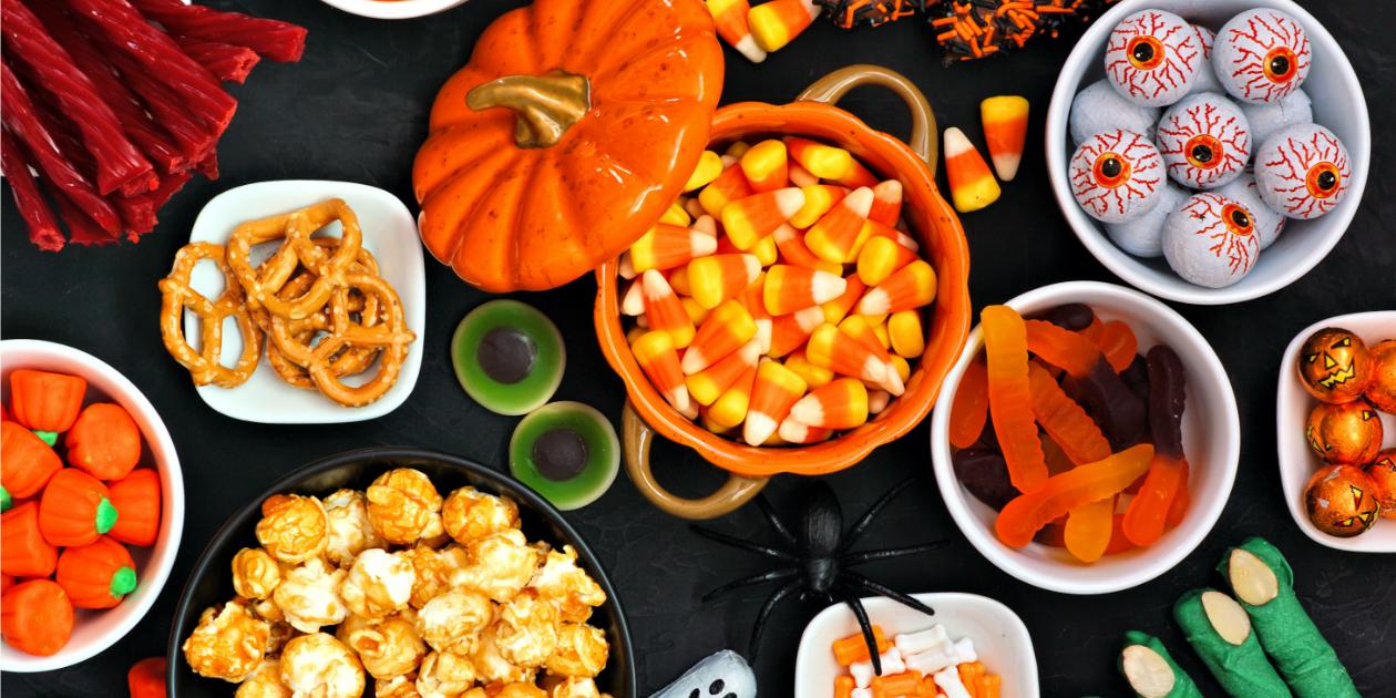 So many Halloween treats!