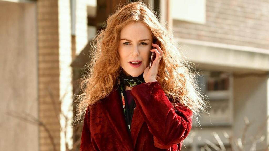 Nicole Kidman in The Undoing.