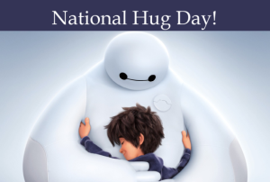 This looks like a lovely, comforting hug, doesn't it?