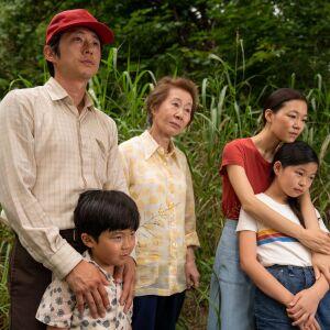 The family in Minari.