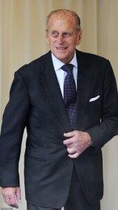 Prince Philip.