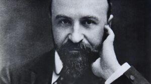 Bakelite inventor Leo Baekeland.