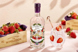 I'll definitely be feasting on  strawberries and cream duing Wimbledon, but if things don't go my way, I may have to actually start drinking, as well!