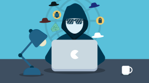 What I imagine hackers look like.
