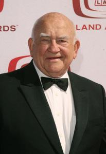 Ed Asner in 2008.