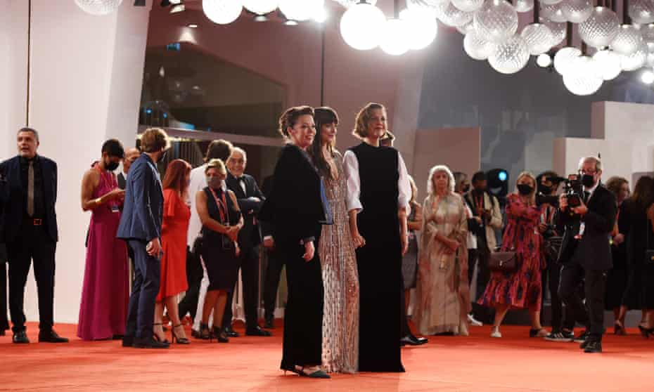 People at the current Venice Film Festival, acting like there's no Covid threat anymore!!!
